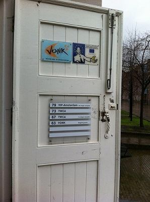Vrouwencentrum VONK heeft toch genoeg geld voor het microkredietproject. (Foto: Stefanie Amirkhan)