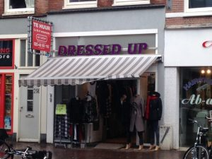 Dressed Up op de Kinkerstraat (Foto: Doortje Smithuijsen)