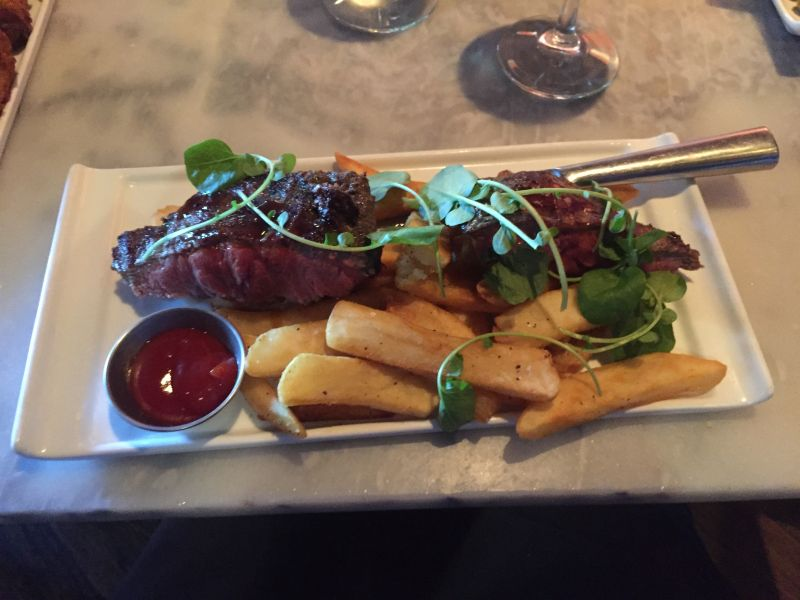 Lucca Steak and Frites