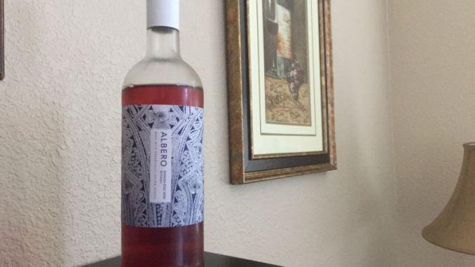 2015 Albero Rosé