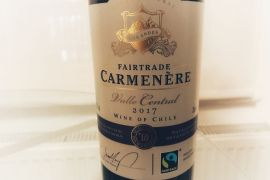 Bargain Wine of the Week – Sainsbury's Fairtrade Carménère