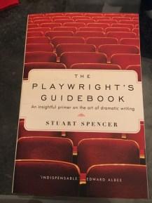 Playwriting textbook