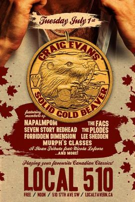 2014 - 07 01 - Solid Gold Beaver