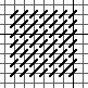 diagonal mosaic stitch for needlepoint