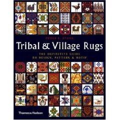 tribal and village rugs book cover