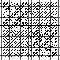 mosaic stitch check