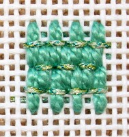 needlepoint paris stitch