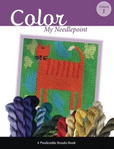Understand how color works in needlepoint with this new book.
