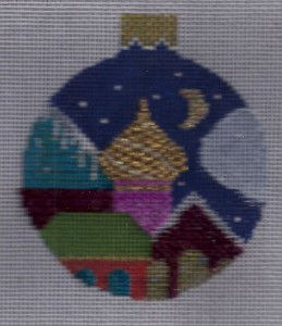 canvas copyright Amanda Lawford, photo copyright Napa Needlepoint