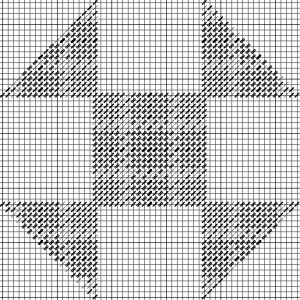 Needlepoint plaid, complete chart, copyright Napa Needlepoint