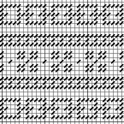 Fair Isle Needlepoint Twinchy chart
