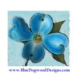 Blue Dogwood Trunk Show in Seattle