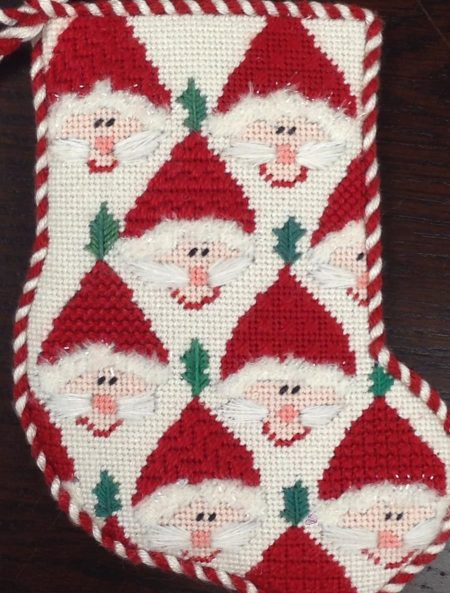 Santa Mini-sock Class in Richmond