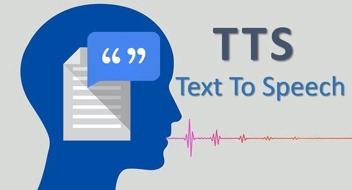 Text to speech online (TTS)