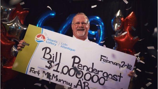 50-летний мужчина, у которого сгорел дом, выиграл миллион