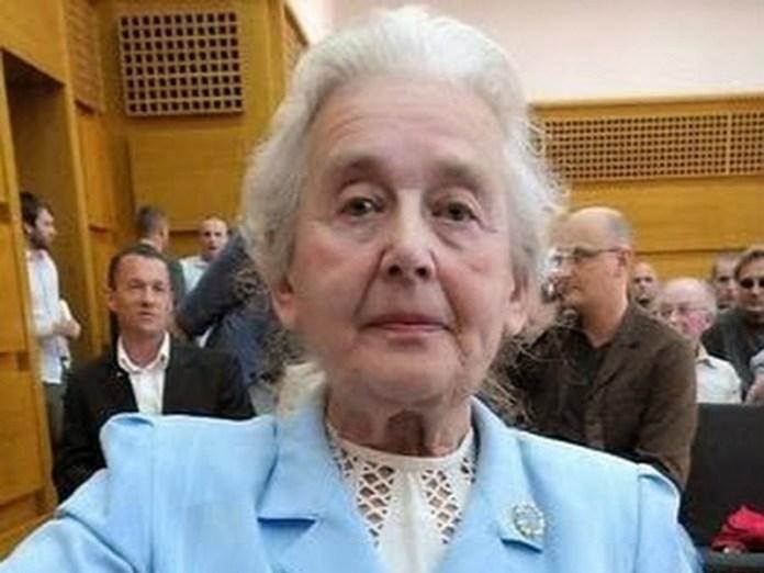 89-летнюю немку приговорили к двум годам тюрьмы за отрицание Холокоста