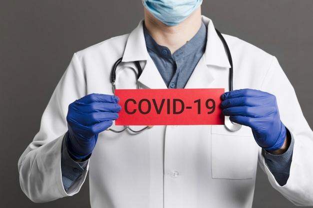 О контактах с больными COVID-19