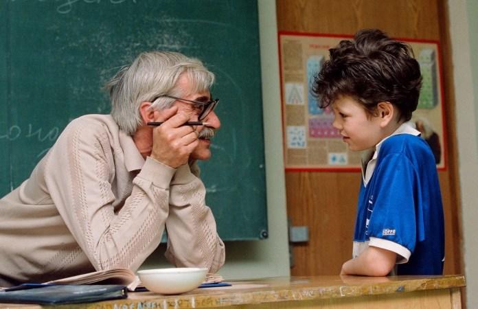 учитель села коммуналка
