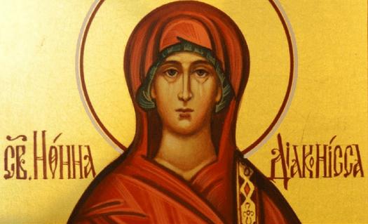 святая Нонна