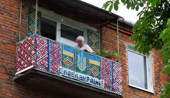77-летняя жительница Львовщины удивила необычным хобби