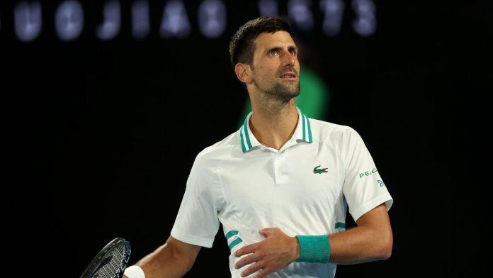 Новак Джокович в девятый раз выиграл Australian Open