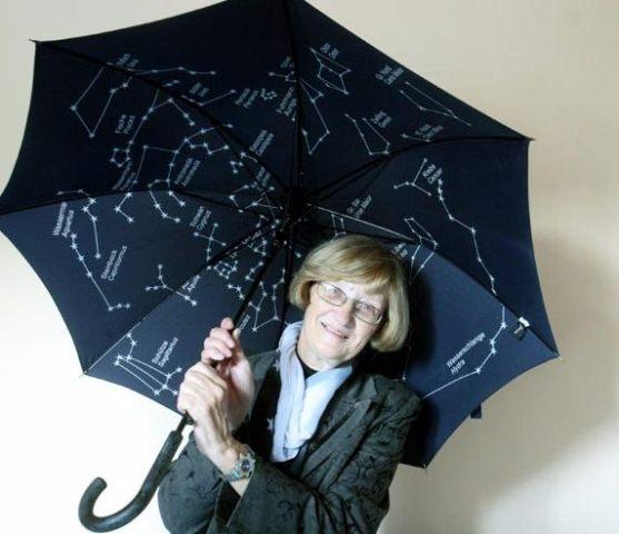 45 лет пенсионерка посвятила астрономии