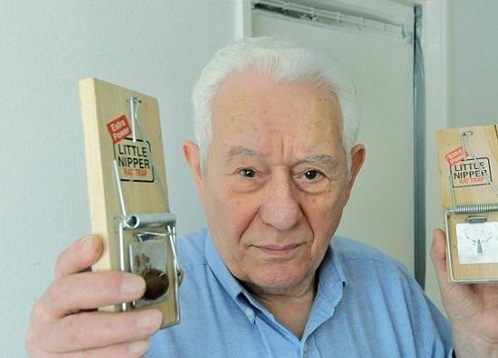 80-летнего итальянца из дома выгнали крысы