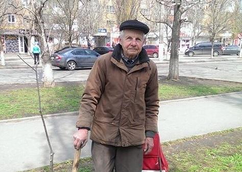 87-летний житель Николаева высадил 20 тыс. деревьев (ВИДЕО)