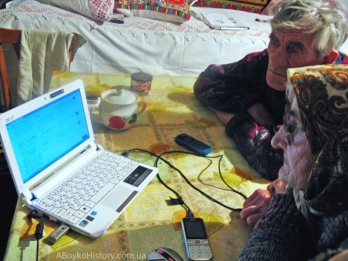 80-річна українка підкорює Інтернет (ФОТО)
