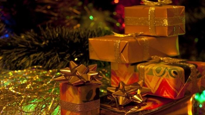 Житель Великобритании оставил в наследство рождественские подарки
