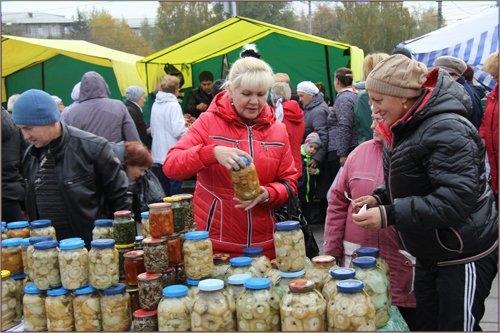 Киевлян приглашают на ярмарки