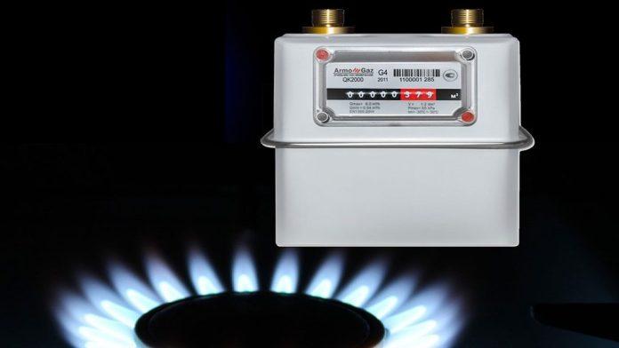 Плата за газ: температурные коэффициенты