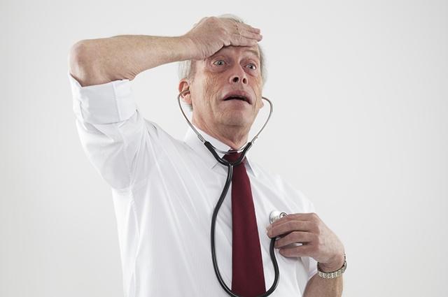 Ипохондрия: синдром «мнимого больного»