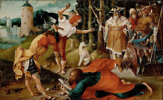 Jan_de_Beer,_Martyrdom_of_apostle_St.Matthew
