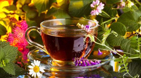 Травяным чаем  «угостите»  бронхит и гастрит
