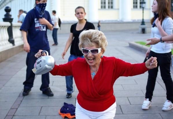 Пенсионеры Украины будут жить как поляки