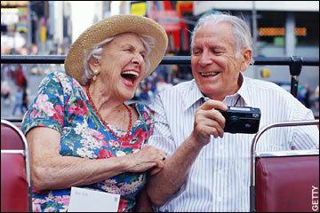 Как живут пожилые в Австралии