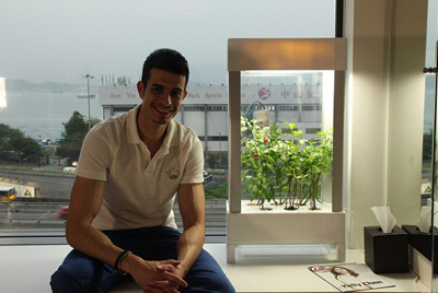 Изобретена мини-теплица для выращивания овощей в квартире