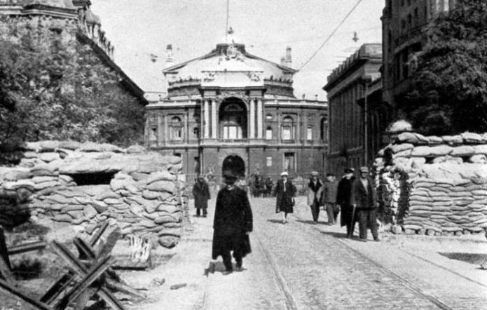 Оборона Одеси: як міліція охороняла місто