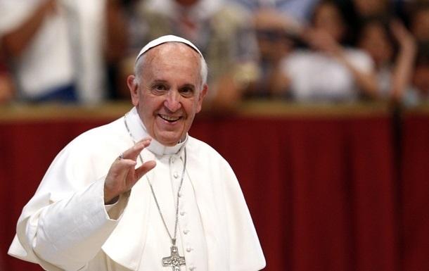 Папа Римский изменил несколько слов в молитве «Отче наш»