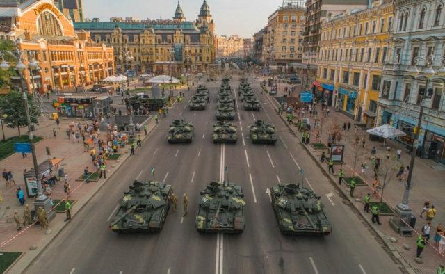 Как будут отмечать День Независимости жители разных городов Украины?