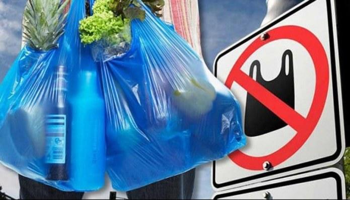 Пластикові пакети під забороною: оприлюднено розміри штрафів