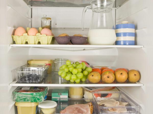Умеете ли вы хранить продукты