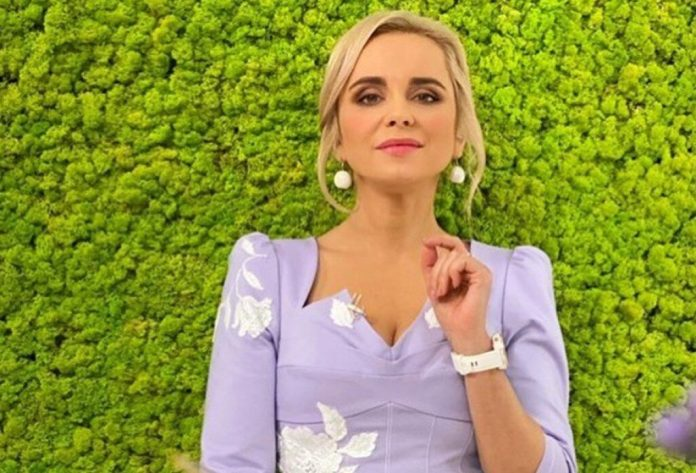 Известная телеведущая выращивает на своей даче ягоды