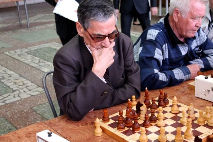 Одесский пенсионер мечтает о шахматном клубе
