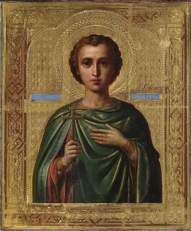 По Украине возят святые мощи Вонифатия Римского