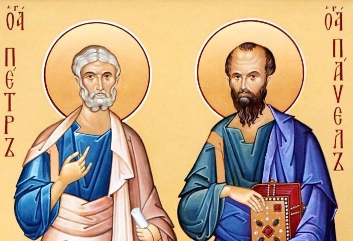 svyatye Петр и Павел