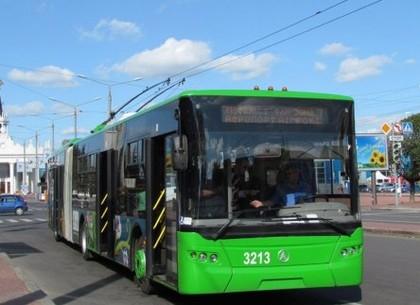 В Харькове появится новая троллейбусная линия