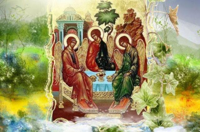 Как празднуют Троицу в разных странах?