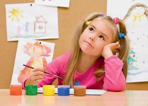 Развиваем у ребенка художественный талант